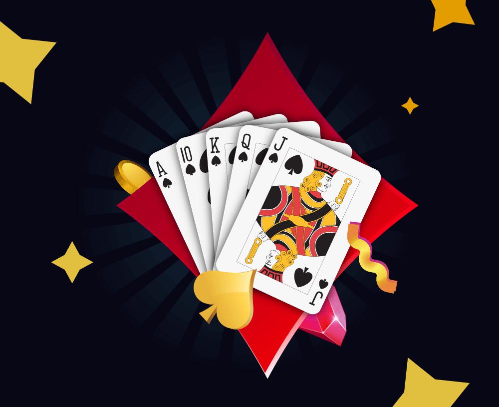 معنى أنواع ورق اللعب